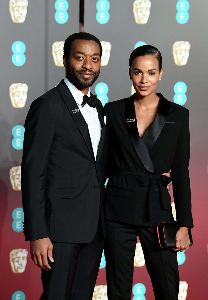 Chiwetel Ejiofor Found Wife-To-Be? Dating Again, Former ... |Chiwetel Ejiofor Married