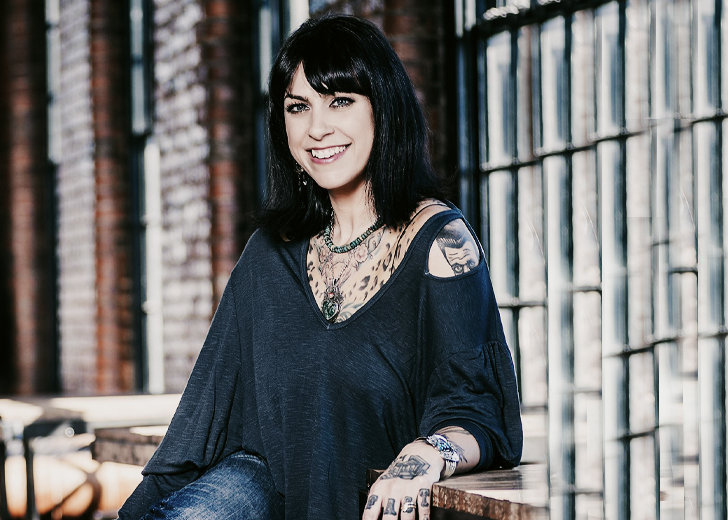 From american husband danielle pickers Danielle Colby