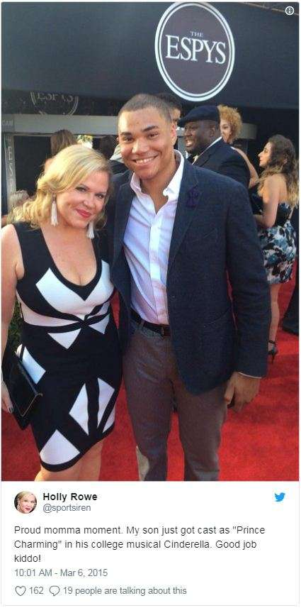 Who Is Holly Rowe S Husband Is She Married Son Mckylin Supports In Tragedy