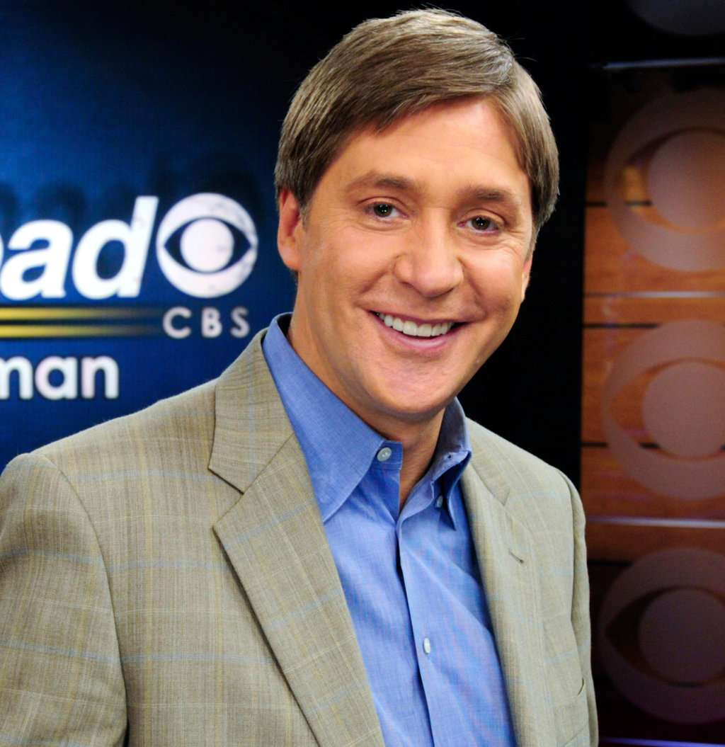 CBS's Steve Hartman: Family Man With Wife And Example Of A Great Father