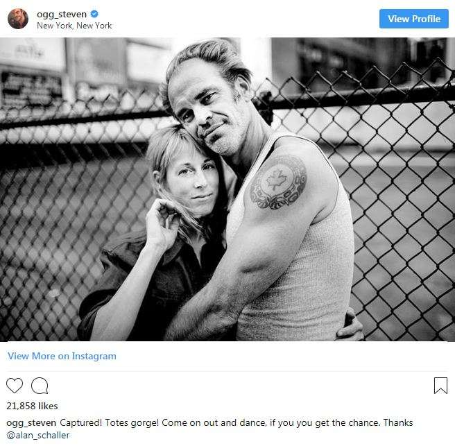 Steven Ogg From The Walking Dead, Who Is His Wife Or Is He