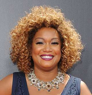 Sunny Anderson, Getting Married With Husband Is Choice - Dating And Boyfriend Enough For Now