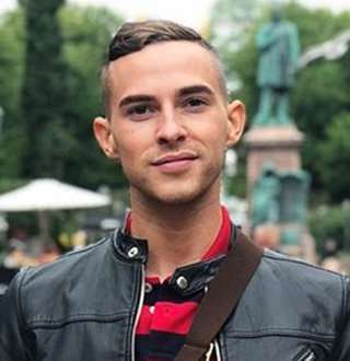 Adam Rippon Adoring Parents & Family! Openly Gay Athlete Romantic Dating Life