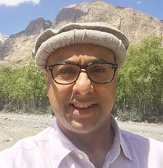 Ali Velshi Amazing Between Family Work & Love For Wife; Background Insight Of NBC Journalist