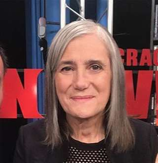 Who Is Amy Goodman Married To? Husband, Family, Net Worth - Personal Life