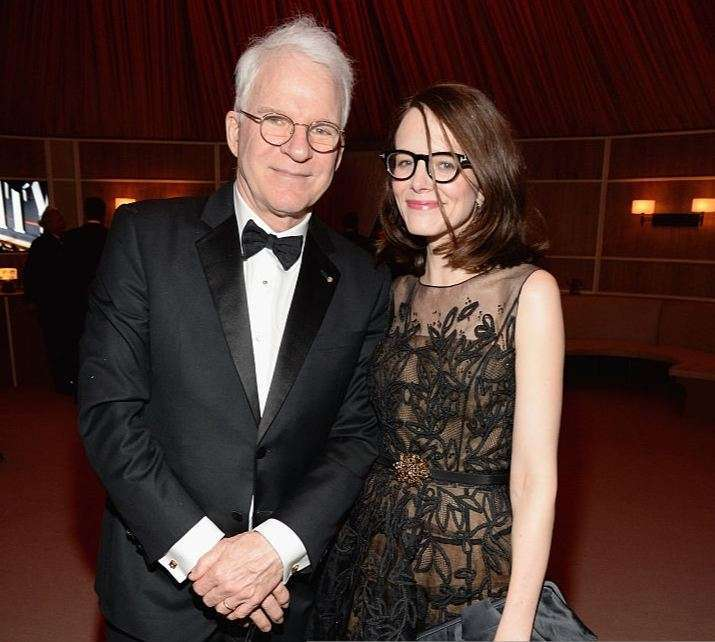Anne Stringfield Wiki: Young Age Wife TO Steve Martin, Bio Reveals