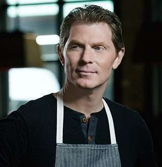 Bobby Flay On The Other Side With Girlfriend After Divorce; Married Life At Rest!