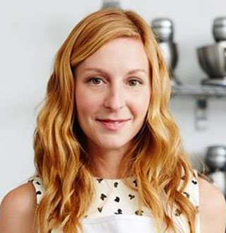 Christina Tosi & Hosted The Coolest Wedding Party! Bio Reflects All