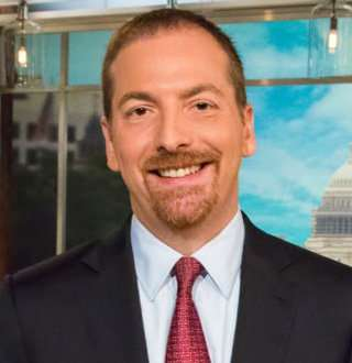MSNBC's Chuck Todd & Wife Controversy! Something To Rift Them Apart?