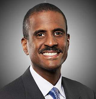 NBA Reporter & TNT Analyst David Aldridge Did The Unusual; Talks On Wife & Family