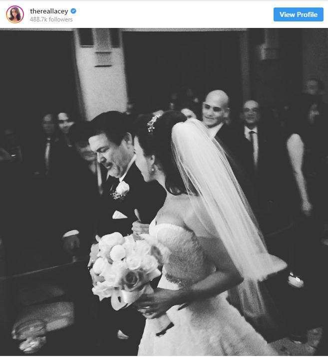 David Nehdar & Wife Lacey Chabert Magical Day Revealed ...