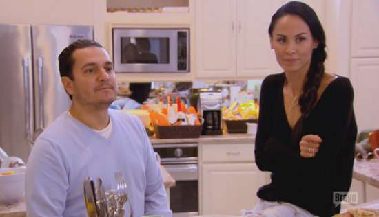 TV Reveal : Jules confronts Michael about alleged affair