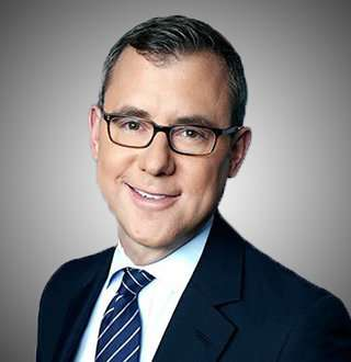 CNN Jeff Zeleny Partner & Family | Out Gay Man Isn't So Out After All