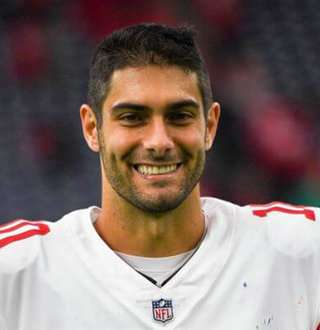 What Exactly Is Jimmy Garoppolo Ethnic Background & Who Is Girlfriend?
