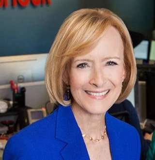 Judy Woodruff Husband, Children | Who Are They & What's Her Net Worth?