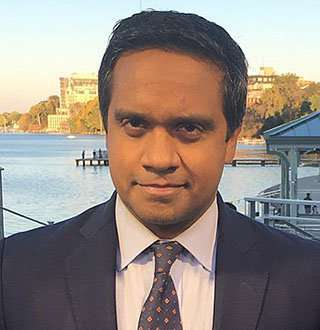 Manu Raju Family Insight: CNN Journalist's Beautiful Wife, Age, Nationality