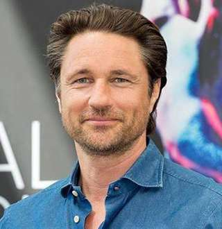 Martin Henderson Wife, Girlfriend, Family, Net Worth