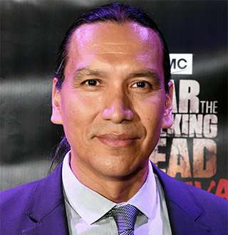 Michael Greyeyes Blessed Wedding Day Reflects Now! Content With Wife & Beautiful Family