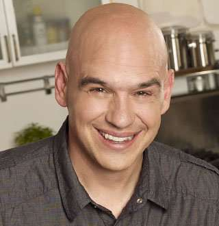 Restaurants Owner Michael Symon Met Wife At One; Recipes To Life & Food