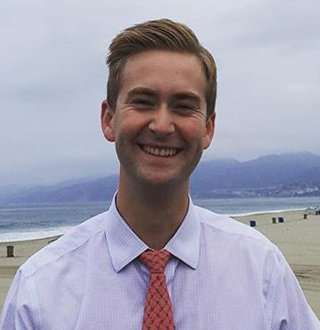 Is Fox News' Peter Doocy Gay Man? Girlfriend, Married, Salary, Net Worth