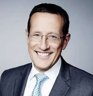CNN's Richard Quest Talks How Being Gay Changed Life For Good