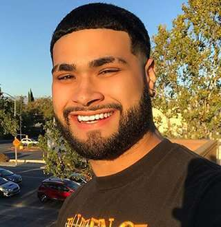 Ronnie Banks' Recent Haircut & Height, Already Parents At Age 21