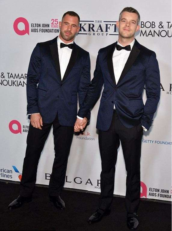 Openly Gay Russell Tovey Splits With Boyfriend-Turned -8479