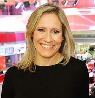 Sophie Raworth, How Married Life With Husband & Work Pours Happiness!