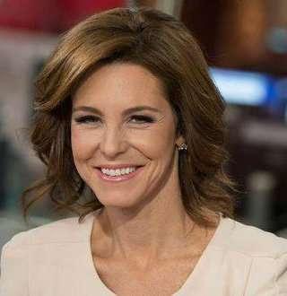 Stephanie Ruhle On Balanced Married Life   Husband & Parents Bond Reflect