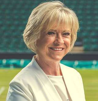 Sue Barker Have Children With Husband, Or Long Time Married Relationship Enough?