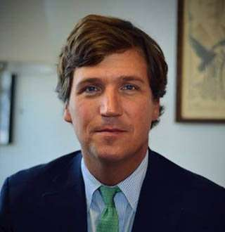 Tucker Carlson Bio: Family Of 6 With Childhood Friend Cum Wife; Their Story