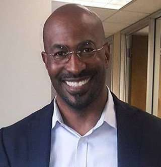Post Divorce: Van Jones & Wife Give Serious Family Lessons Despite Split