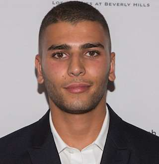Younes Bendjima Age 25 Wiki: Kourtney Kardashian Beau & His Net Worth