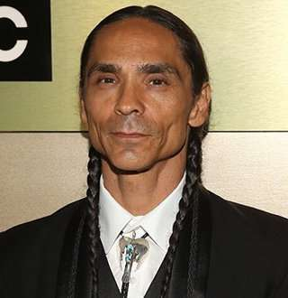 Longmire's Zahn McClarnon Married With Wife? Personal Life Insight On Long-Haired Actor